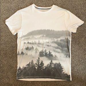 fog valley design t-shirt